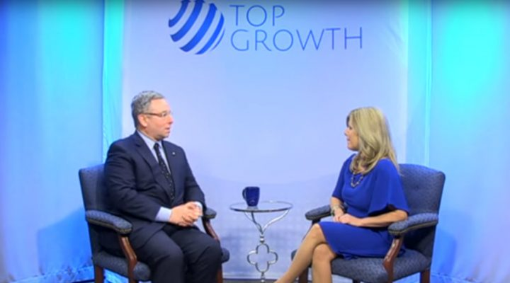 PENTA's Top Growth Interview with Bill Blass' President and COO
