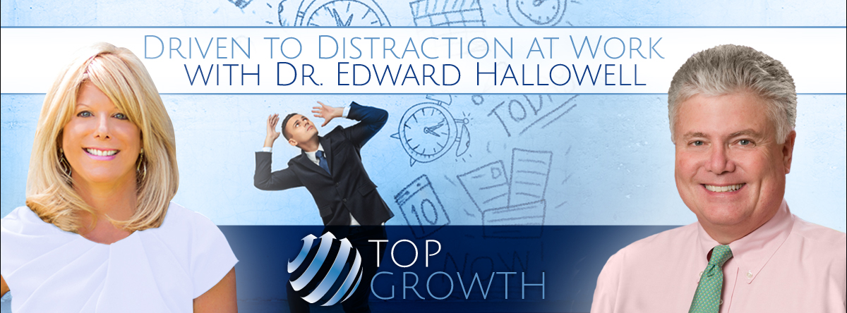 PENTA's Top Growth Interview with Dr. Edward Hallowell