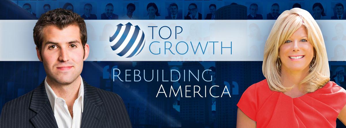 PENTA's Top Growth Interview on Rebuilding America with George Vasvatekis