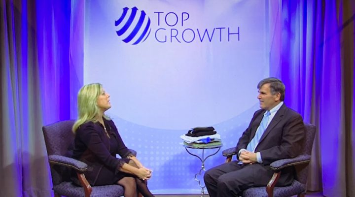 PENTA's Top Growth Interview with United Way CEO Tim Garvin